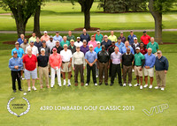 Golf Outing Celeb Group