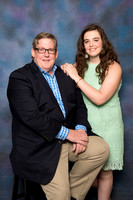 Father Daughter Portraits 4.9.16