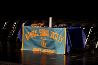 NHS Induction Ceremony 5.15.16