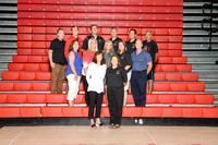Faculty Department Group Photos 8.16.16