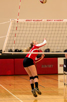 Volleyball Freshman B Girls 9-9