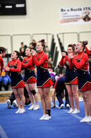 Cheerleading Competition VJV 1-18