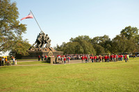 Alpha Iwo Jima Memorial