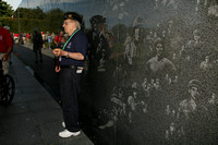 Korean, Lincoln, and Vietnam Memorial